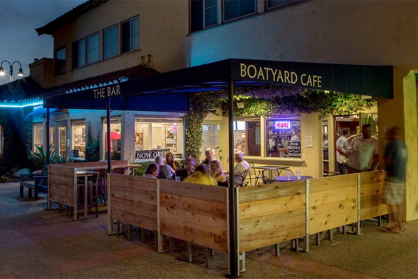 Urban Cafe Menu Ventura