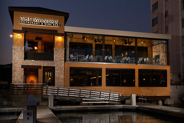 The Winery Restaurant Newport Beach Ca
