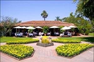 Cafe Jardin at Sherman Gardens - Corona del Mar