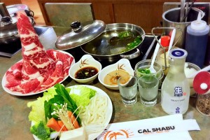 California Shabu-Shabu - Fountain Valley