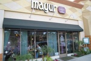 Mayur Cuisine of India - Corona Del Mar