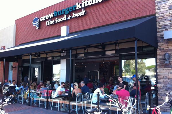 Crow Bar And Kitchen Newport Beach Ca
