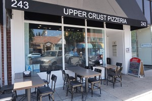 Upper Crust Pizzeria  Beverly Hills