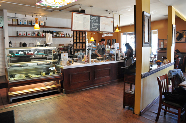 Cafe Solar Los Angeles Ca