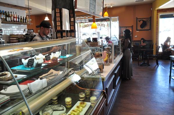Cafe Solar De Cahuenga Hours