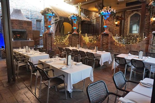Eden Garden Bar And Grill Pasadena