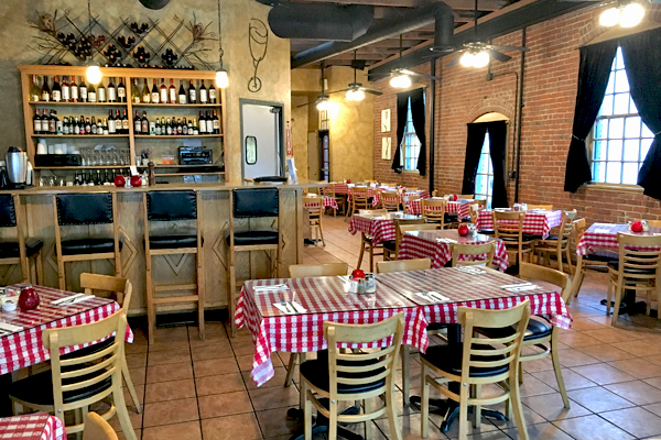 The Kitchen Italian Cafe And Pizzeria Pasadena Urban Dining Guide