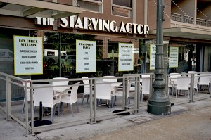 The Starving Actor - Los Angeles