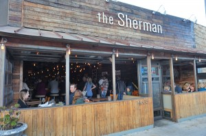 the Sherman - Sherman Oaks