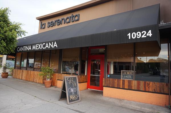 La Serenata Restaurant Los Angeles Ca