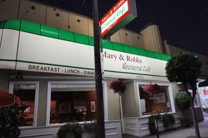Mary & Robb's Westwood Cafe - Westwood