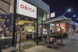 Obica Mozzarella Bar, Pizza e Cucina - Century City