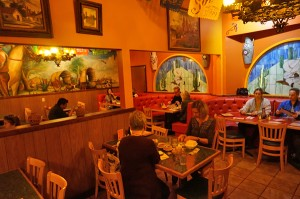 The Talpa Restaurant - Los ANgeles