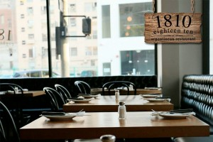 1810 Argentinean Restaurant - Downtown Los Angeles