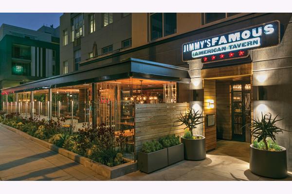 Jimmy S Famous American Tavern Santa Monica Urban