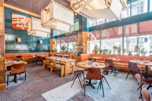 The Exchange Restaurant - Los Angeles
