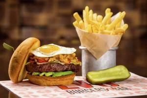 LVB Burgers and Bar - Mirage - Las Vegas