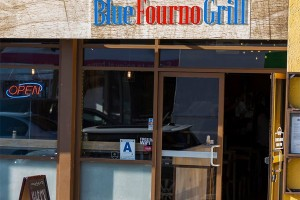 Blue Fourno Grill - San Diego