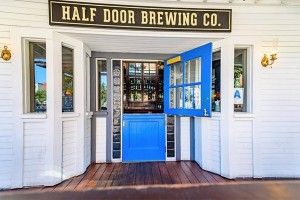 Half Door Brewing Co. - San Diego