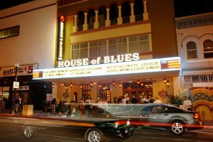 House of Blues Restaurant & Bar - San Diego