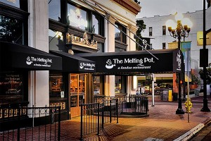 The Melting Pot - Gaslamp Quarter - San Diego