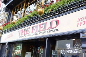 The Field Authentic Irish Pub & Restaurant - San Diego