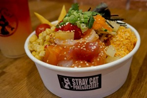 Stray Cat Poke & Dessert - Pasadena