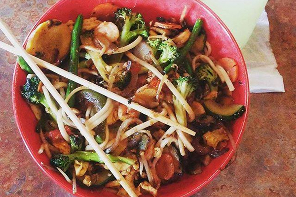 Genghis Grill Dallas Urban Dining Guide