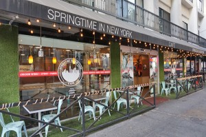 Springtime In New York Cafe - Los Angeles