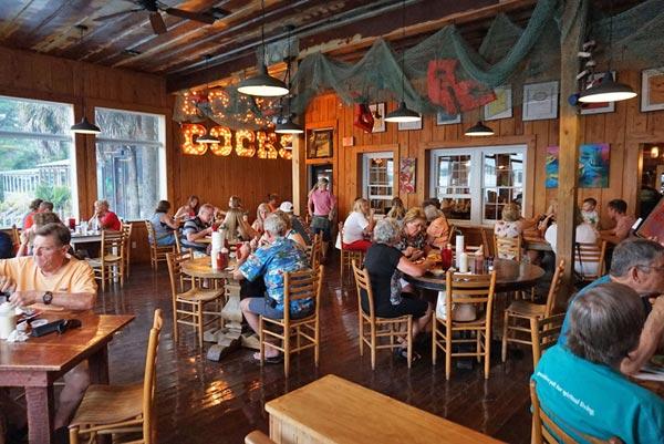 Boon Docks Restaurant Panama City Beach Urban Dining Guide