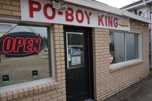 The Po-Boy King - Metairie