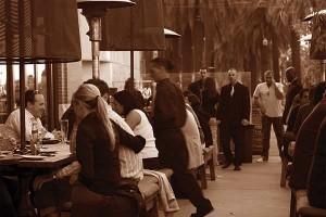 Americano Restaurant - Hotel Vitale - San Francisco
