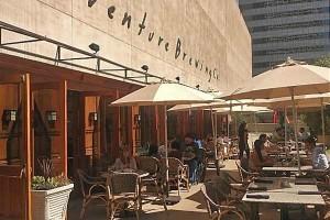 Bonaventure Brewing Co. - Westin Bonaventure Hotel - Los Angeles