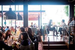 Cafe Gratitude Larchmont - Hollywood - Los Angeles