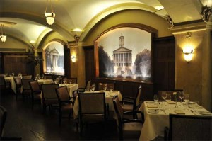 Capitol Grille - Hermitage Hotel - Nashville