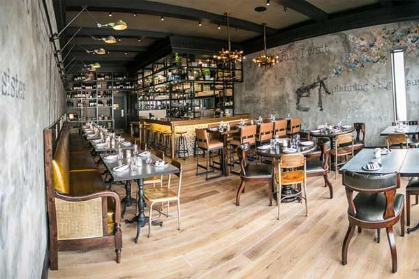 Little Sister S Menu Showcases Chef Tin Take On One Of The More Interesting And Rich Collisions Food Culture That Was Borne Out European