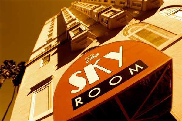 The Prestigious Sky Room Restaurant Is Located Atop Historic Breakers Hotel And Has Long Been Considered Best In Beach Ca