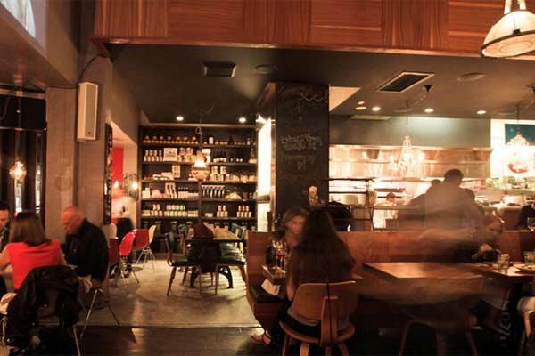 Terroni Los Angeles Fairfax Urban Dining Guide