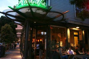 Absinthe Brasserie and Bar - San Francisco