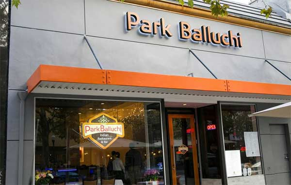 Park Balluchi Mountain View Urban Dining Guide