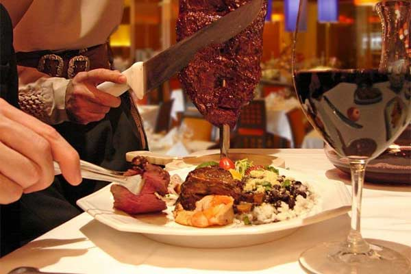 Taurinus Brazilian Steakhouse San Jose Urban Dining Guide