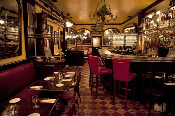 Figaro Bistrot And Restaurant Los Angeles Urban Dining Guide