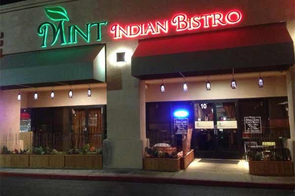 Mint Indian Bistro – Las Vegas | Urban Dining Guide