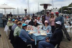 Sam's Anchor Cafe - Tiburon