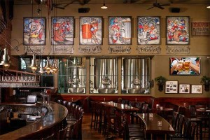 TAPS Fish House & Brewery - Brea