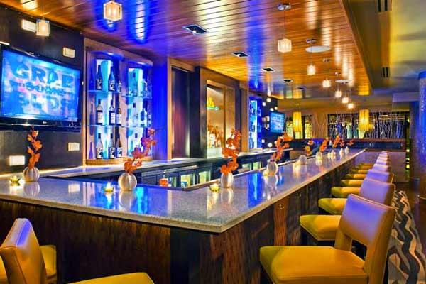 Catch Bar Grill Marriott Biscayne