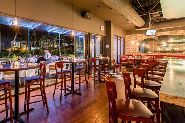 163 Ponte Italian Restaurant Amp Raw Bar North Miami Beach