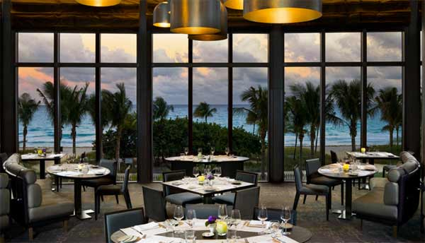J G Grill St Regis Bal Harbour Urban Dining Guide