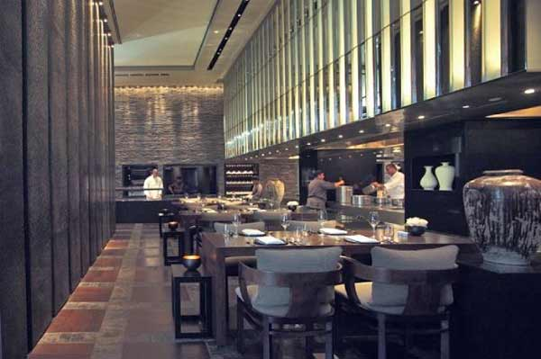 The Restaurant At Setai Invites You To Experience An Entirely New Menu Created From A Vision Of Executive Chef Mathias Gervais