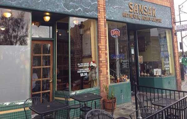 Sansar Indian Cuisine – Livermore | Urban Dining Guide